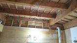 キッチンリフォーム(京都市のT様邸) 施工中