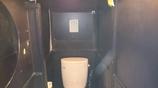 京都市先斗町のトイレの壁紙塗装 BEFORE